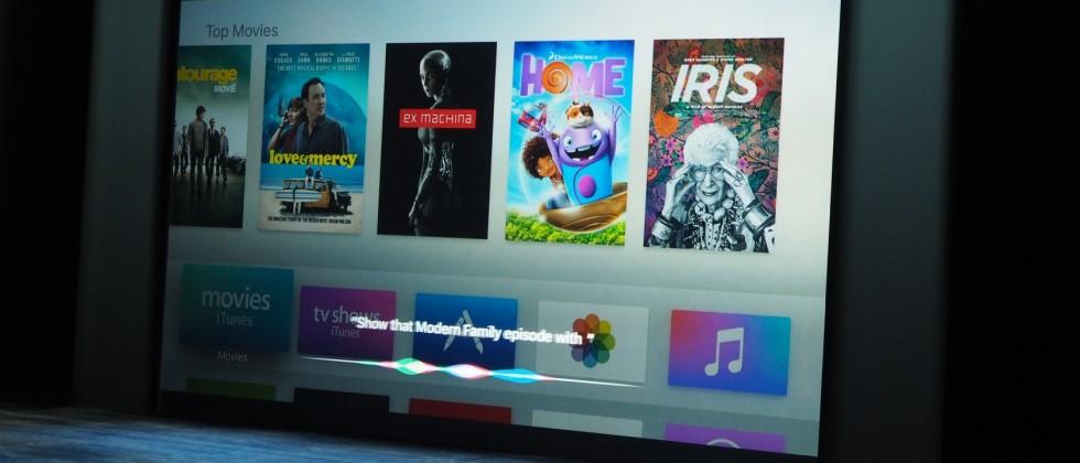 اپل تی وی جدید از سیری بهره می برد