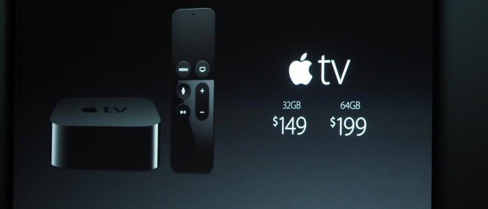 قیمت و تاریخ عرضه ی اپل تی وی جدید