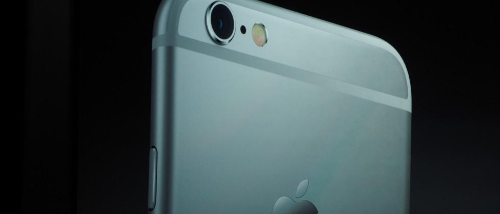 آیفون ۶اس (iPhone 6s): دوربین ۱۲ مگا پیکسلی iSight، ضبط ویدئوی 4K و Retina Flash