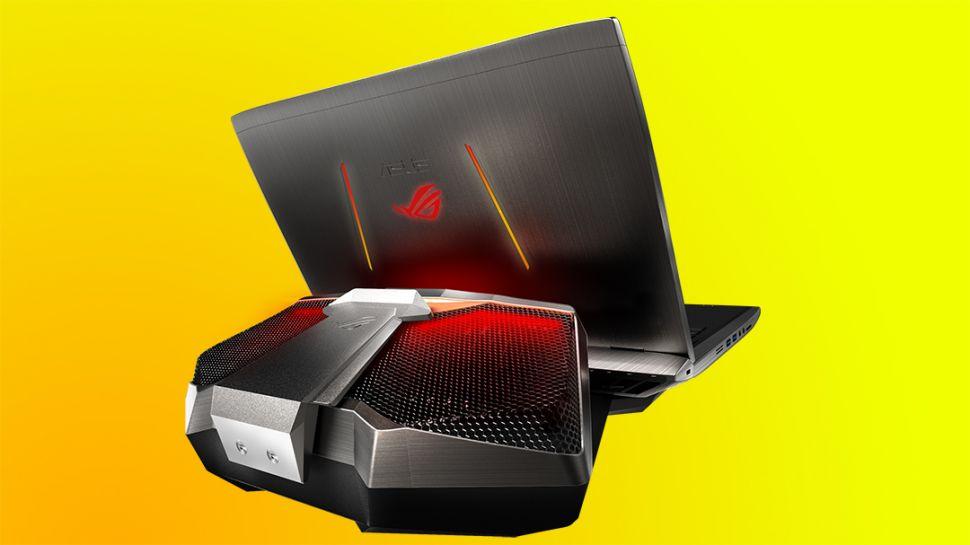لپ تاپ گیمینگ ایسوس. خط ROG این شرکت با لپ تاپ های غول پیکری مانند G751 که بالاتربن امتیاز را از سوی بازیکنان و منتقدان به طور یکسان کسب کرده است، مورد علاقه واقع شده است.