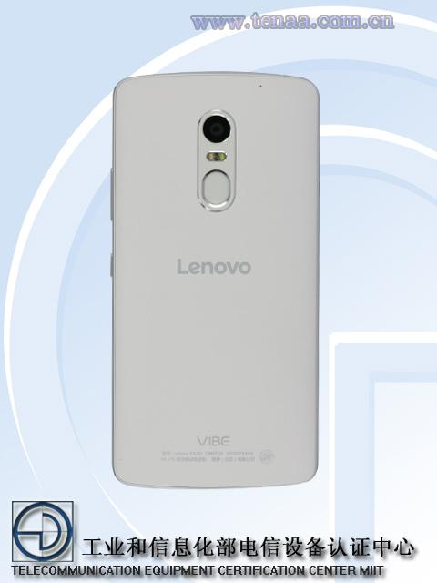 در پشت این گوشی وایب ایکس۳ می توانیم شاهد یک اسکنر اثر انگشت و یک دوربین ۲۱ مگا پیکسلی با فلش دوگانه ی LED باشیم و در جلوی این گوشی هم از یک دوربین ۸ مگا پیکسلی استفاده شده است.