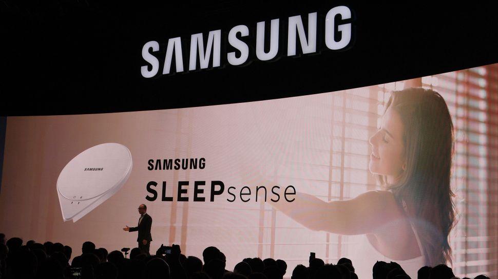 سامسونگ، سنسور SleepSense خود را برای بهبود کیفیت خواب کاربران عرضه می کند