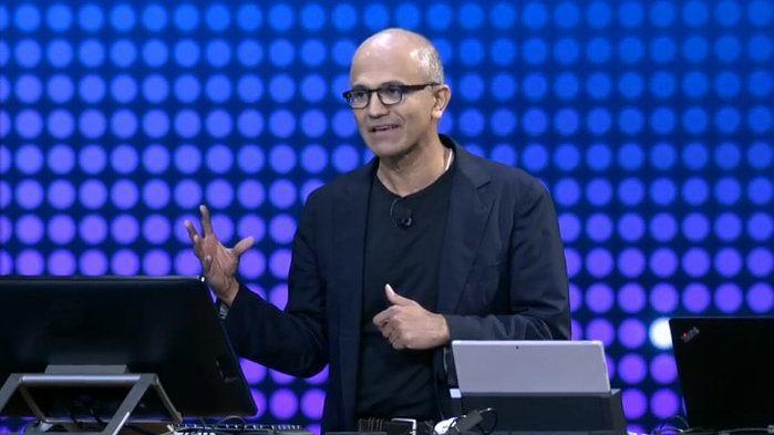 آیفون پرو چیست؟ مدیر عامل شرکت مایکروسافت نادلا توضیح می دهد