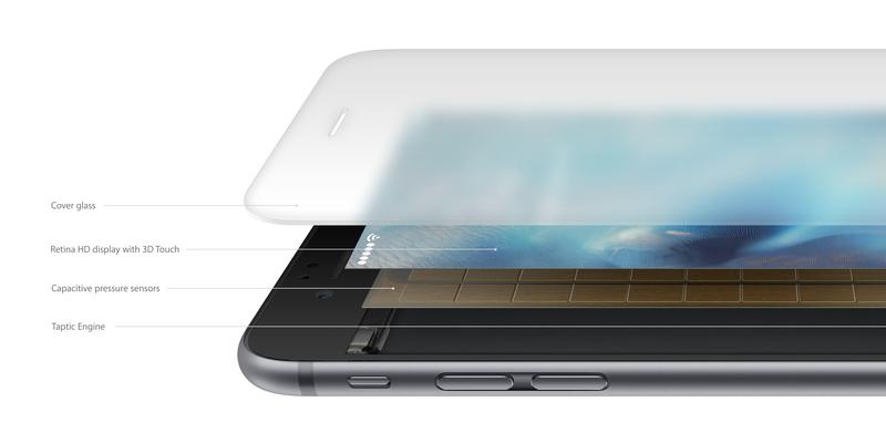 این وزن بیشتر گوشی های آیفون فقط به دلیل صفحه نمایش تاچ سه بعدی( 3D Touch) این گوشی ها است.