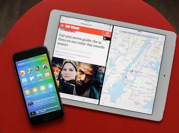 بررسی iOS 9 اپل