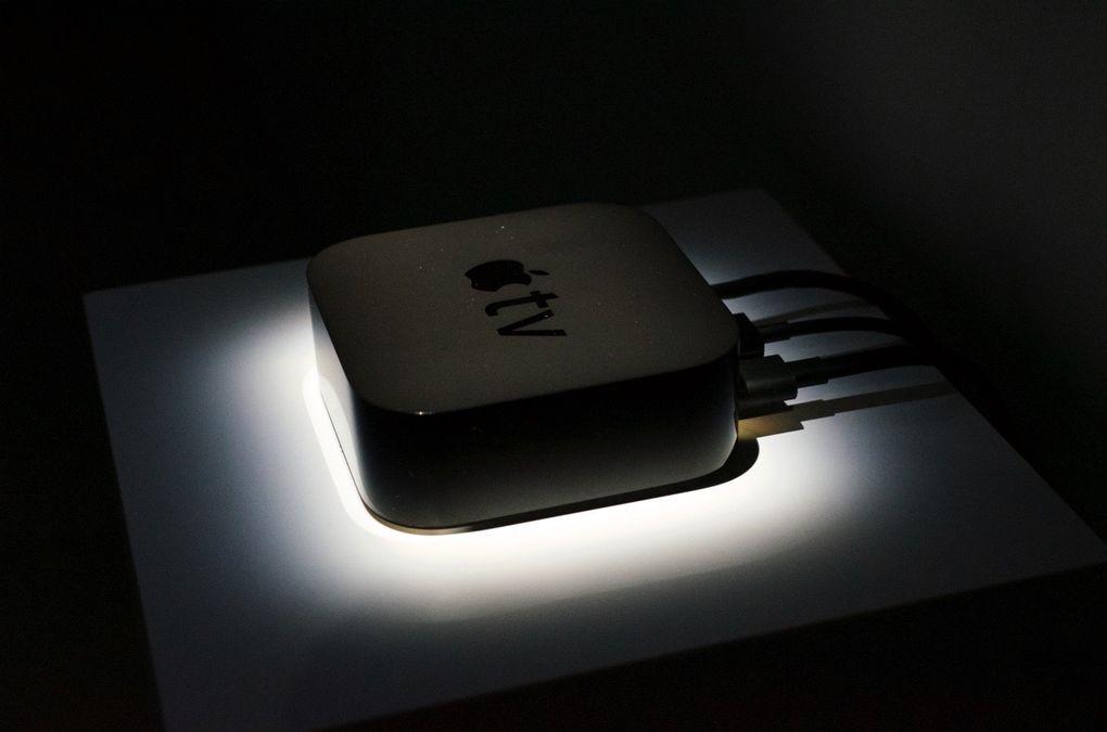 نگاه نزدیک به اپل تی وی
