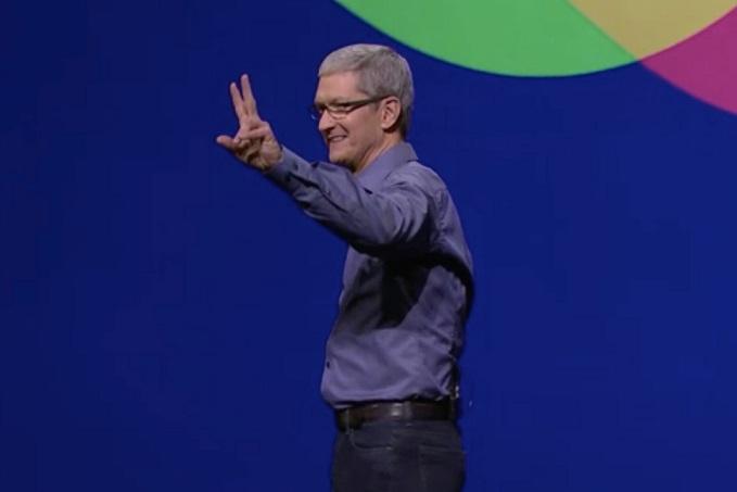 خلاصه ای از آنچه که در رویداد اپل گذشت