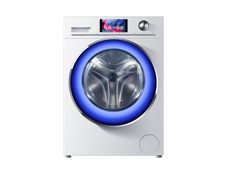 دسته دیگری از ماشین های لباسشویی هایر، Intelius 2.0 می باشد. بر روی این ماشین لباسشویی صفحه نمایشی 7 اینچی و همچنین چراغ های LED به کار رفته است. این ماشین لباسشویی همچنین قادر است که توسط اپلیکیشن موبایلی مخصوص به خود، از راه دور کنترل شده و در حالت شستشو قرار گیرد.