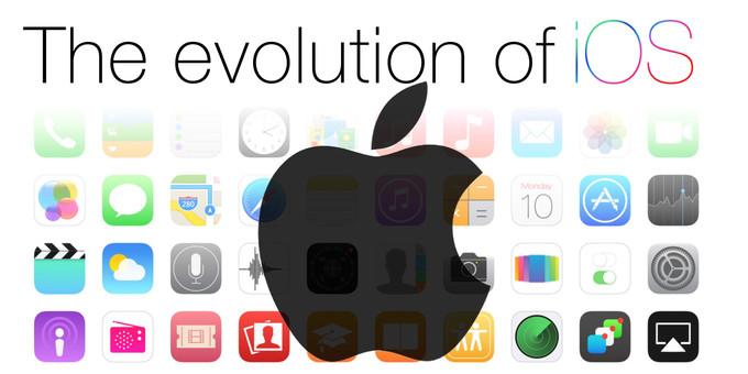 تاریخچه iOS: تکامل پلتفرم موبایل اپل در طی سال ها