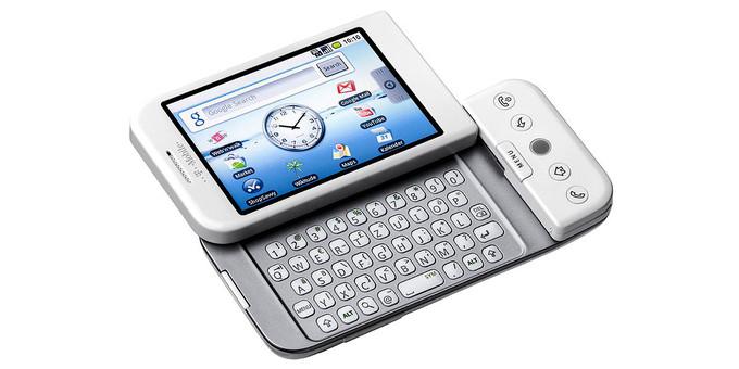 آیا شما با اولین گوشی هوشمند اندرویدی که دقیقاً 7 سال پیش عرضه شد آشنایی دارید؟