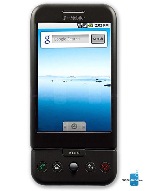 خیلی ها برای دیدن اولین گوشی با سیستم عامل اندروید روزشماری می کردند و انتظارات نیز از آن بالا بود.