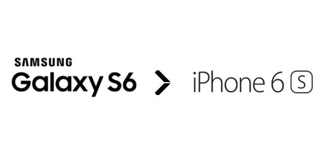 8 دلیل که آیفون 6S از گلکسی S6 بدتر است