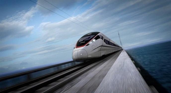 سرمایه گذاری مشترک بین ایالت متحده و شرکتهای چینی با رقمی بالغ بر 100 میلیون دلار برای شروع ساخت و راه اندازی شبکه راه آهن جدید به طول 370 کیلومتر (230 مایل) برای ارتباط بین جنوب نوادا و کالیفرنیای جنوبی است، که شامل ایستگاه هایی در لاس وگاس، نوادا، ویکتورویل و کالیفرنیا می باشد.
