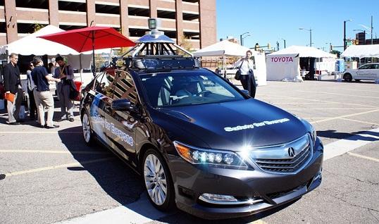 هوندا تاییدیه ی تست اتومبیل های بدون سرنشین خود بر روی جاده های کالیفرنیا را دریافت می کند