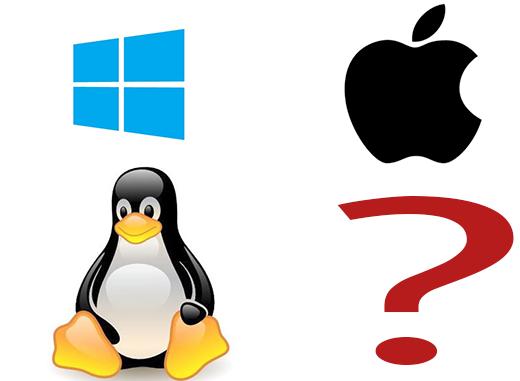 وقتی پای سیستم عامل به میان می آید، اغلب با دو حق انتخاب روبرو هستیم: مایکروسافت ویندوز و سیستم عامل اپل، مک او اس. بله، لینوکس هم وجود دارد، ولی بسیاری از نرم افزارها نمی توانند مستقیماً روی این سیستم عامل کار کنند. ما فقط لینوکس را به کاربران با تجربه که می دانند چطور به نرم افزارهای مورد نیاز خود دسترسی پیدا کنند (یا با نرم افزار های جایگزین آن آشنایی دارند) پیشنهاد می کنیم. بسیاری از کاربران، ویندوز را بخاطر آشنایی با محیط آن ترجیح می دهند و این باعث شده است که اغلب لپ تاپ های ویندوزی ارزان تر از مک بوک های اپل باشد.
