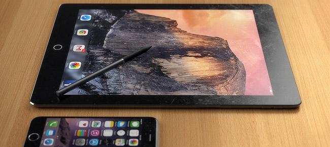 آیا اپل آیپد پرو در رویداد هفته ی بعد رونمایی می شود؟