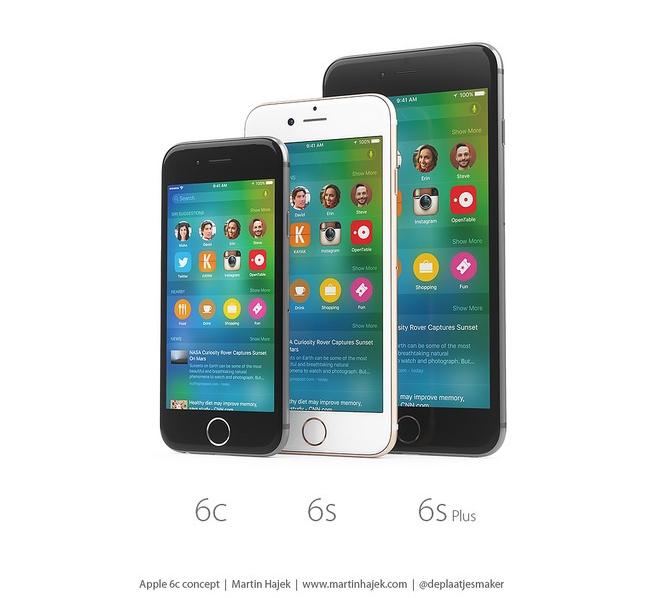 با این حال، این گوشی ۴ اینچی جدید اپل احتمالا از فلز و نه از پلاستیک (آیفون 5c از پلاستیک ساخته شده بود) ساخته شده است.