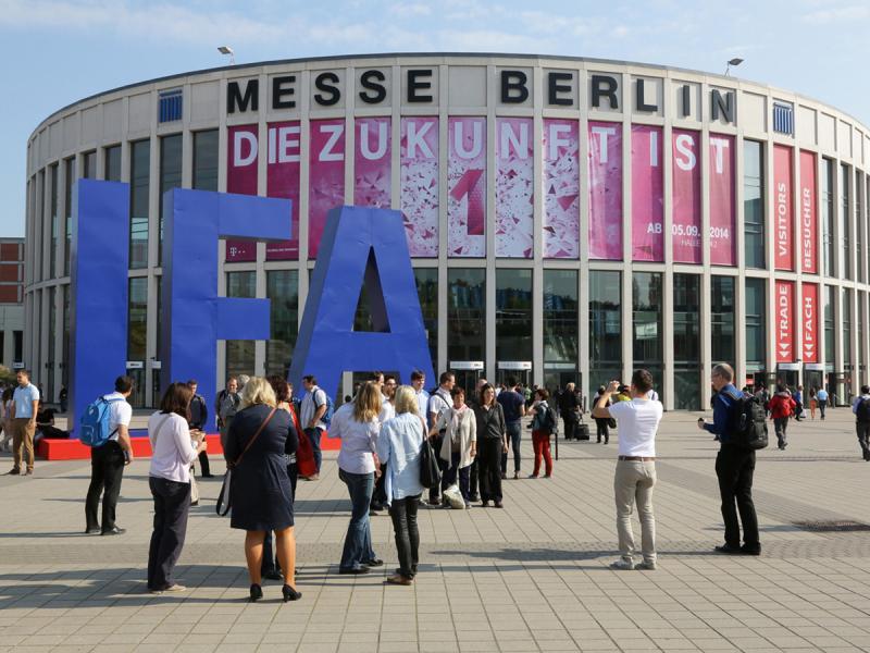آخرین اخبار از بزرگترین نمایشگاه تکنولوژی در اروپا، IFA 2015 (در حال بروز رسانی)