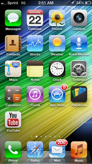 iOS 6 در سال 2012 با پیشرفت های زیادی نسبت به پیشینیان خود، منتشر شد، سیری بسیار هوشمند تر شد (که در حال حاضر اطلاعات فیلم ها، ورزش، رستوران ها و برنامه های منتشر شده، را در اختیار شما قرار می دهد)، یک ادغام عمیق با فیس بوک (به شما امکان به اشتراک گذاری تصاویر و نقشه های مستقیم از برنامه های مختلف را می دهد)، برخی از برنامه هایی که در نسخه های قبلی سیستم عامل iOS وجود داشتند، مانند نقشه های گوگل و یوتیوب، حذف شدند و سرویس نقشه اختصاصی اپل معرفی شد، در واقع این عمل به منظور کاهش نقش گوگل در iOS بود، البته، هر دو برنامه در اپ استور وجود داشتند. از طرفی معرفی یک سری از تنظیمات حریم خصوصی جدید و تدابیر امنیتی برای کاربران نیز در این نسخه بوجود آمد.