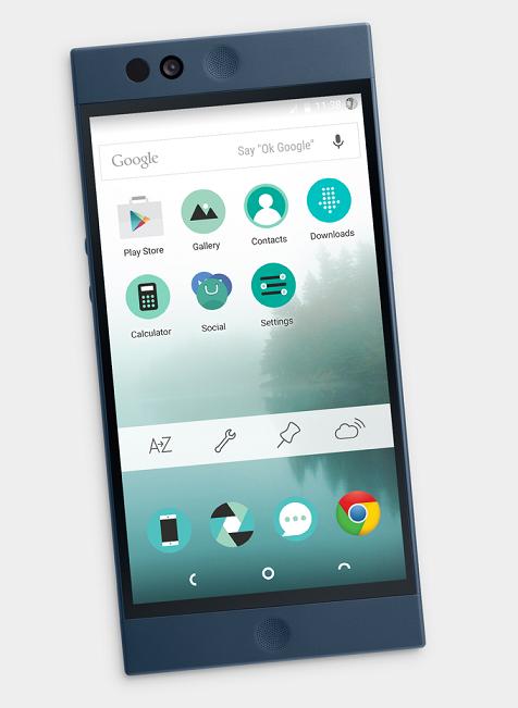 این گوشی هوشمندی که نکست بیت رابین (NextBit Robin) نامیده می شود، اولین گوشی هوشمند مبتنی بر ابر (Cloud) می باشد، چرا که این گوشی علاوه بر داشتن 32 گیگابایت فضای ذخیره سازی داخلی، 100 گیگابایت فضای ذخیره سازی آنلاین نیز با خود همراه خواهد داشت.
