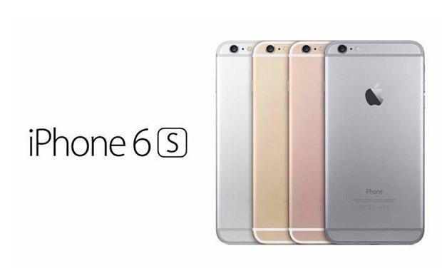 رنگ های رسمی آیفون 6S و آیفون 6S پلاس