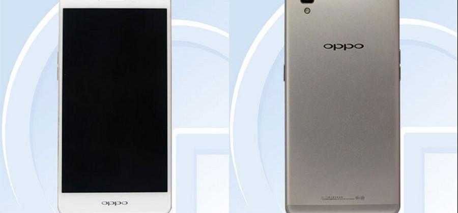 Oppo R7s توسط TENAA، تائید شد، این بار یک مدل 5.5 اینچی است