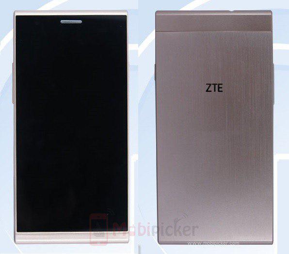 گوشی جدید ZTE تایید شده توسط  TENAA، فاقد دوربین است