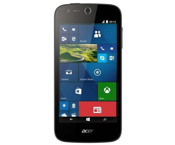 اخیراً آرکاس (Achos) از مدل Cesium 50 خود رونمایی کرد و این در حالی است که ایسر اوایل امروز از سه گوشی هوشمند ویندوز 10 موبایل خود رونمایی کرد که آن ها عبارت اند از: Liquid M320، Liquid M330 و Jade Primo.