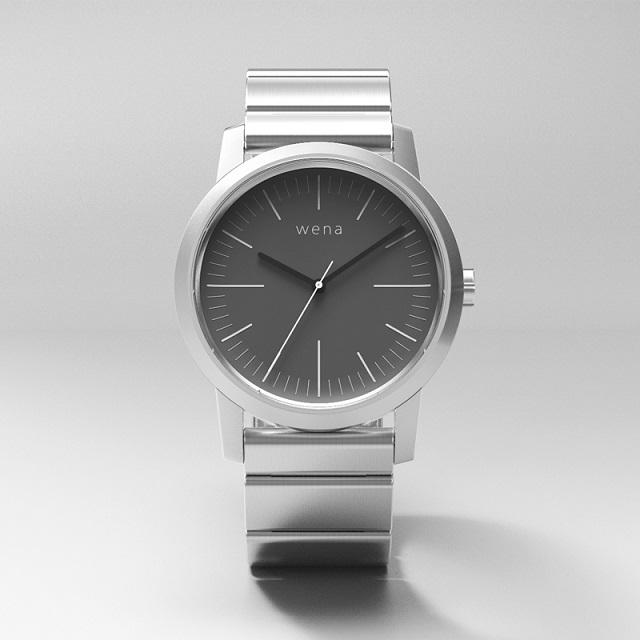 سونی برای ساخت ساعت هوشمند غیرمعمولی خود، Wena Wrist ، رو به سوی کمک های مردمی آورده است