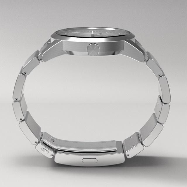 حال چرا می گوییم Wena Wrist ساعتی هوشمند است؟ Wena Wrist هوشمند بودنش را مدیونِ ویژگی هایی از جمله تراشه NFC برای پرداخت های سیار، اطلاع دادن نوتیفیکیشن های گوشی (از طریق ویبره و یا LED های مختص به این کار) و ردیاب حرکت (داده از طریق یک برنامه قابل مشاهده است اما این تنها برای دستگاه های با پلتفرم iOS در دستر است)، می باشد.