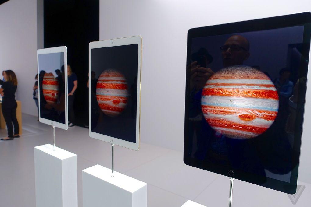 نگاه نزدیک به آیپد پرو جدید اپل