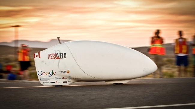 این وسیله نقلیه، سریعترین دوچرخه جهان است