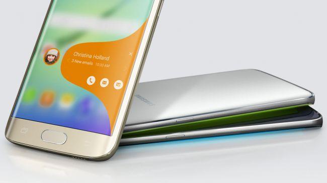 شماره 2: Samsung Galaxy S6 Edge انحنایی به آینده با مشخصاتی قابل توجه