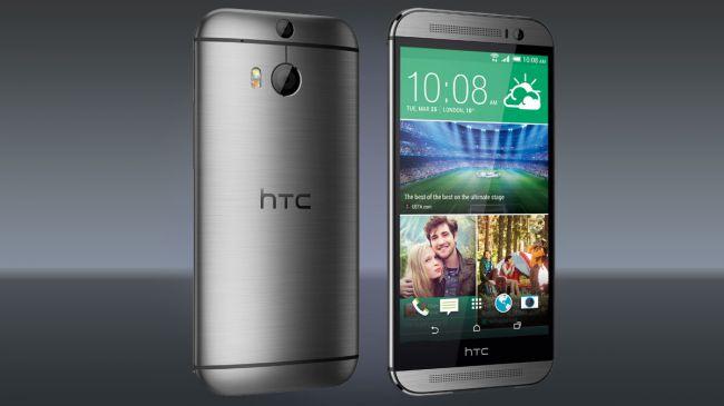 HTC One M8 سیستم عامل: اندروید | اندازه صفحه نمایش: 5 اینچ | رزولوشن: 1920 در 1080 | رم: 2 گیگابایت | حافظه داخلی: 16/32 گیگابایت | باتری: 2600 میلی آمپر ساعت | دوربین عقب: 4 مگاپیکسل دوگانه | دوربین جلو: 5 مگاپیکسل