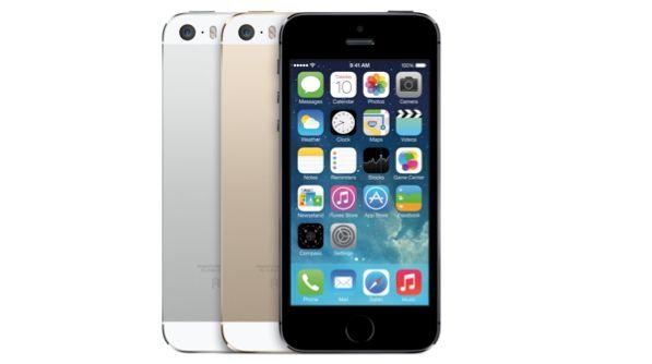 iPhone 5S سیستم عامل: iOS | اندازه صفحه نمایش: 4 اینچ | رزولوشن: 1136 در 640 | رم: 1 گیگابایت | حافظه داخلی: 16/32/64 گیگابایت | باتری: 1560 میلی آمپر ساعت | دوربین عقب: 8 مگاپیکسل | دوربین جلو: 1.2 مگاپیکسل