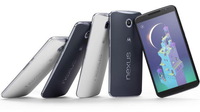 شماره 10: Nexus 6 بهترین گوشی هوشمند گوگل موجود و البته بزرگترین آن ها