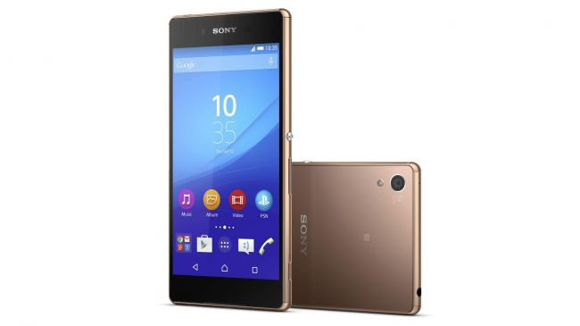 شماره 7: +Sony Xperia Z3 یک گوشی ضد آب اندرویدی که با ویژگی های بسیاری همراه شده است.