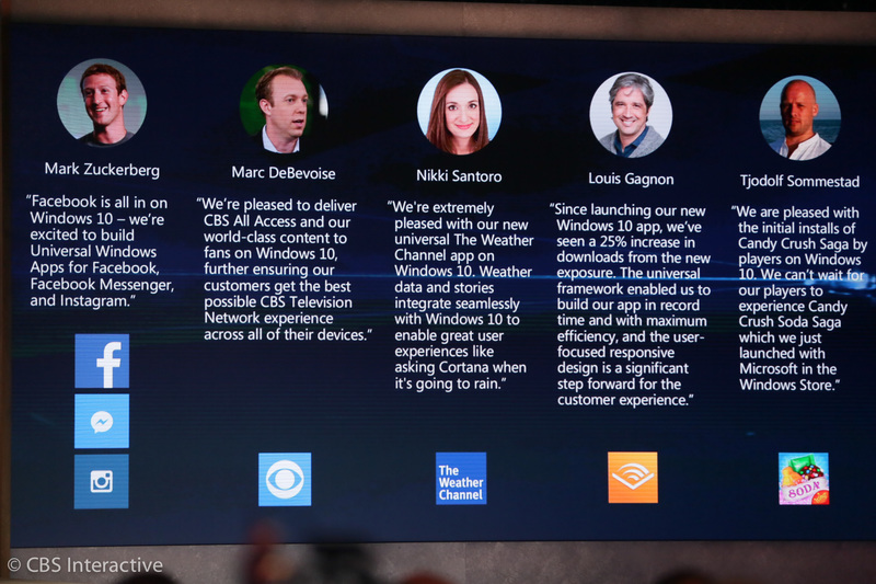 سخنان برخی از بزرگان تکنولوژی درباره مایکروسافت را در تصاویر زیر مشاهده خواهید کرد.