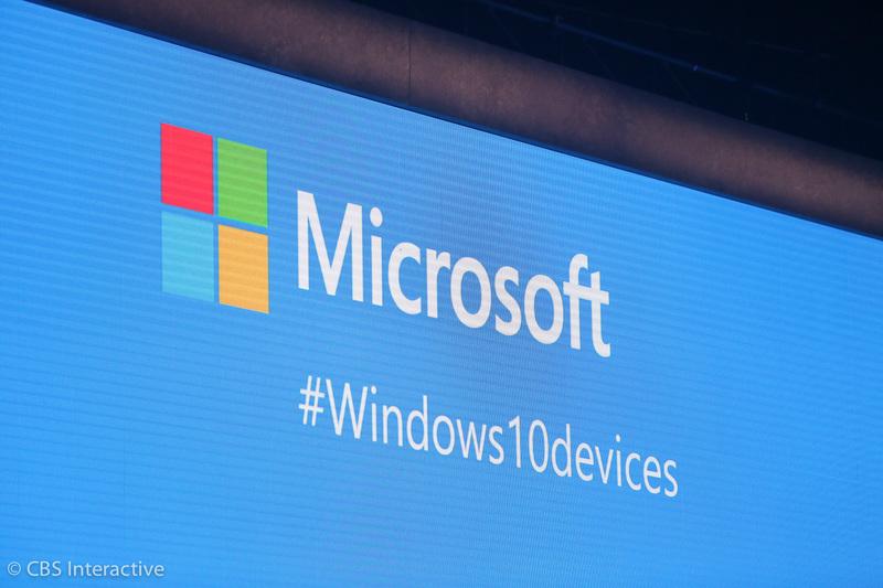 هشتگ رویداد مایکروسافت در این تصویر کاملا مشخص است