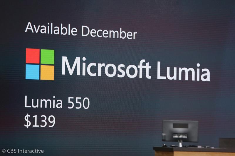 هر دوی این گوشی ها از نوامبر در دسترس قرار می گیرند. لومیا 950 از ماه دسامبر با قیمت  139 دلار در دسترس قرار خواهد گرفت که این یک پیشنهاد مقرون به صرفه تر از مایکروسافت است.