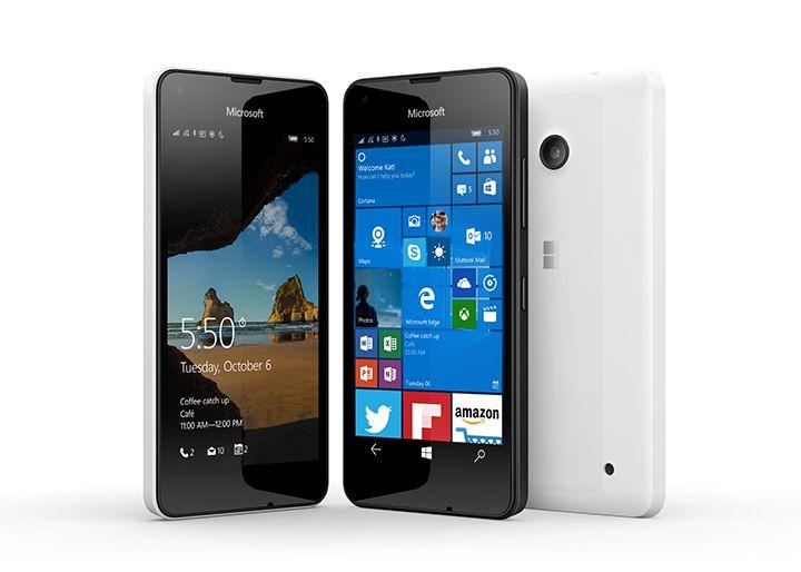 گوشی مقرون به صرفه لومیا 550 با قیمت 139 دلار اعلام شد