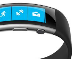 فروش دستبند Microsoft Band 2 به صورت رسمی آغاز شد