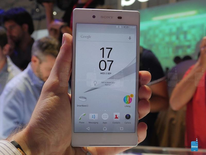 گوشی ایکس پریا زد 5 از تاریخ 29 اکتبر برای فروش در کانادا در دسترس قرار می گیرد