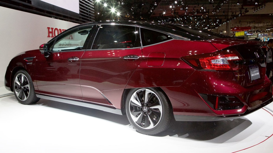 خودروهای سوخت پاک جدید هوندا مناسب استفاده ی روزانه هستند