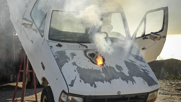 Lockheed Martin ساخت اسلحه لیزری آتنا (ATHENA) را از این هفته آغاز می کند