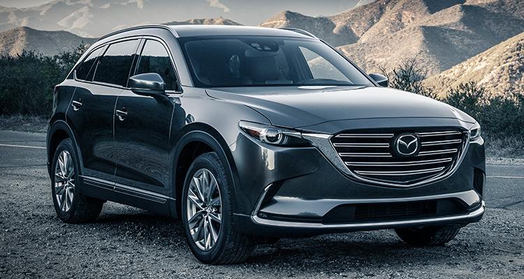 2016 Mazda CX-9  مزدا مدل CX-9 در دل خود یک موتور توربوشارژ 2.5 لیتری چهار سیلندر را جای داده است و هنگامی که این خودرو سوختی با اکتان 93 می سوزاند 250 اسب بخار نیرو تولید می کند. مدل CX-9 کمپانی مزدا در یک باز طراحی مجدد 130 کیلوگرم از وزن خود را نسبت به مدل قبلی از دست داده است.