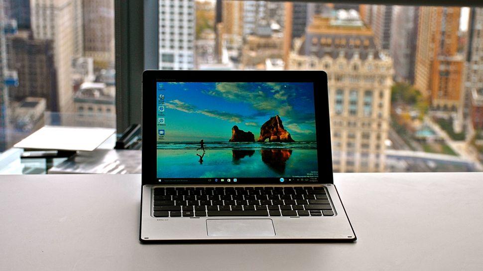 HP یک تبلت اعلاء ویندوزی برای کاربران تجاری معرفی کرد