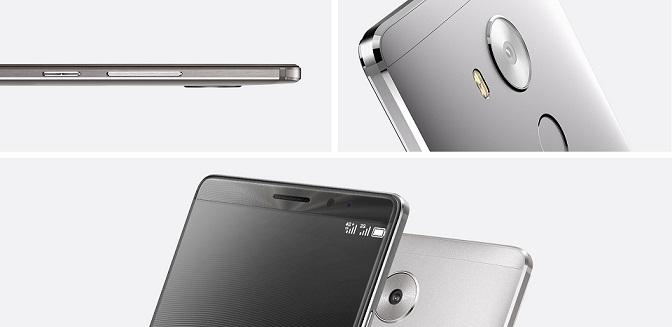 این گوشی با لبه هایی باریکتر و 2.5D عرضه می شود که تا حدودی منحنی شکل هم هست و به نظر می رسد که گوشی خوش دستی باشد.