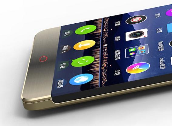رندرهایی جدید از گوشی بدون حاشیه ZTE Nubia Z11
