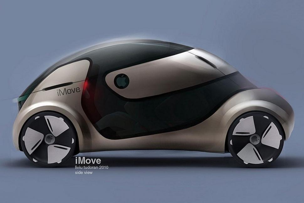 ماشین اپل ؛ فاصله بین رویا تا واقعیت پروژه تیتان چقدر است!